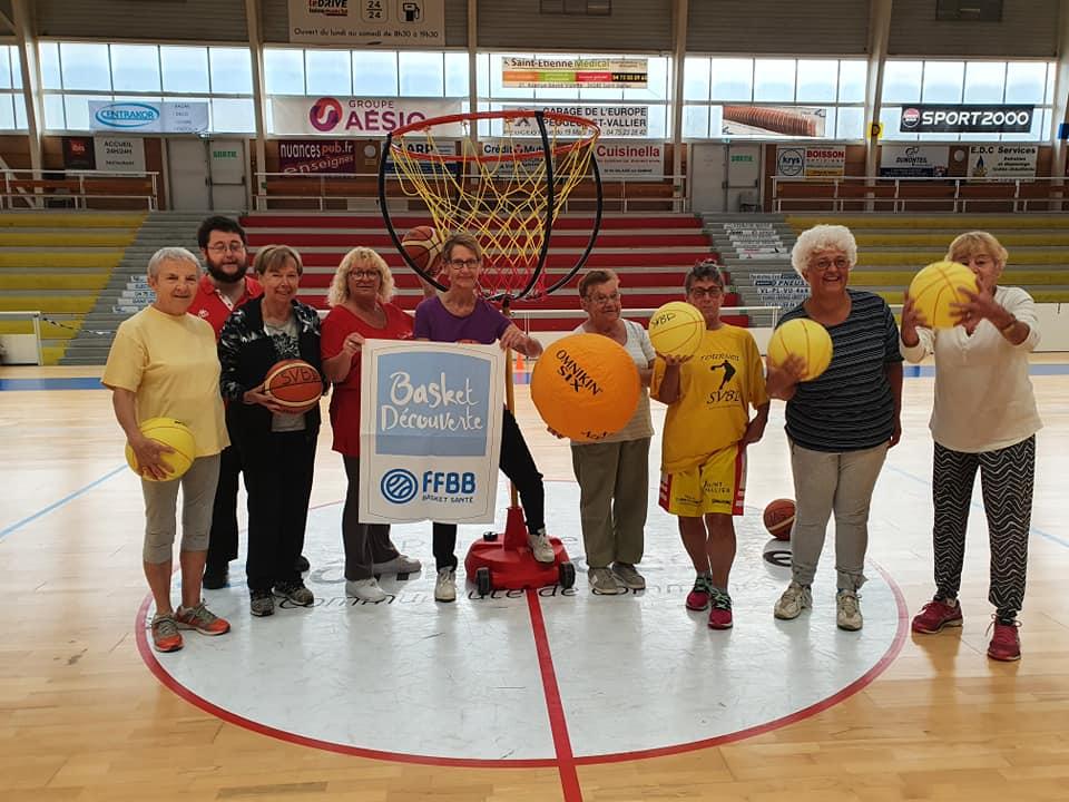 Reprise du Basket-Santé