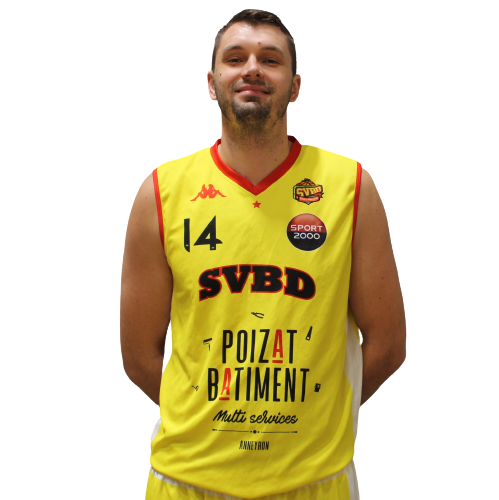 14 | Mladen LONCAREVIC
